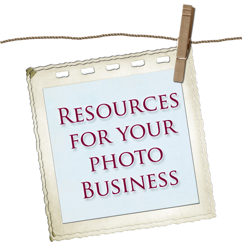 Resources for your photography business | The Photographer's Dream House
