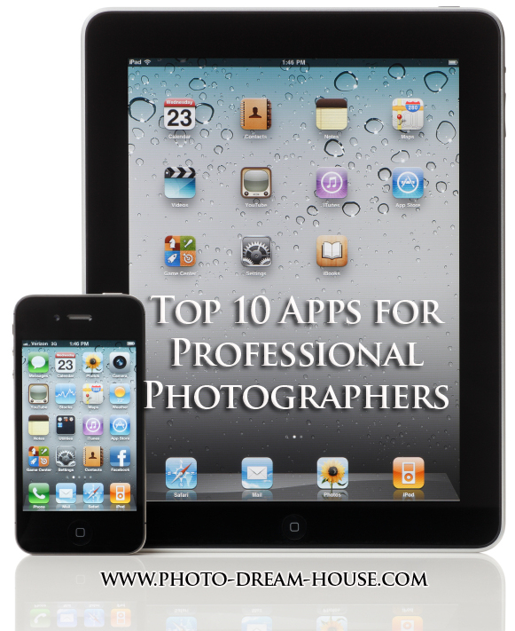 The top 10 iphone and ipad apps for your photography business for Home building apps for iphone