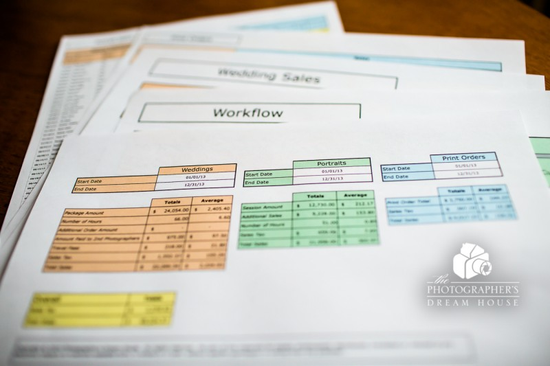 Track your sales and manage your workflow with this easy-to-use tool for your photography business!