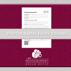 Photography Print Release - The Photographer's Dream House