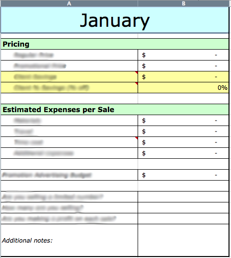 Get More Clients - Photography Promotion Planning Packet