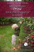 Learn from Your Mistakes and Grow Your Photography Business