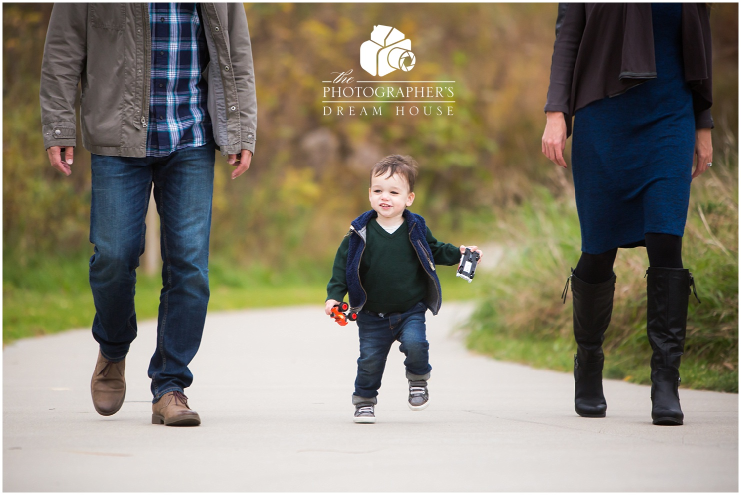 Photographing Toddlers